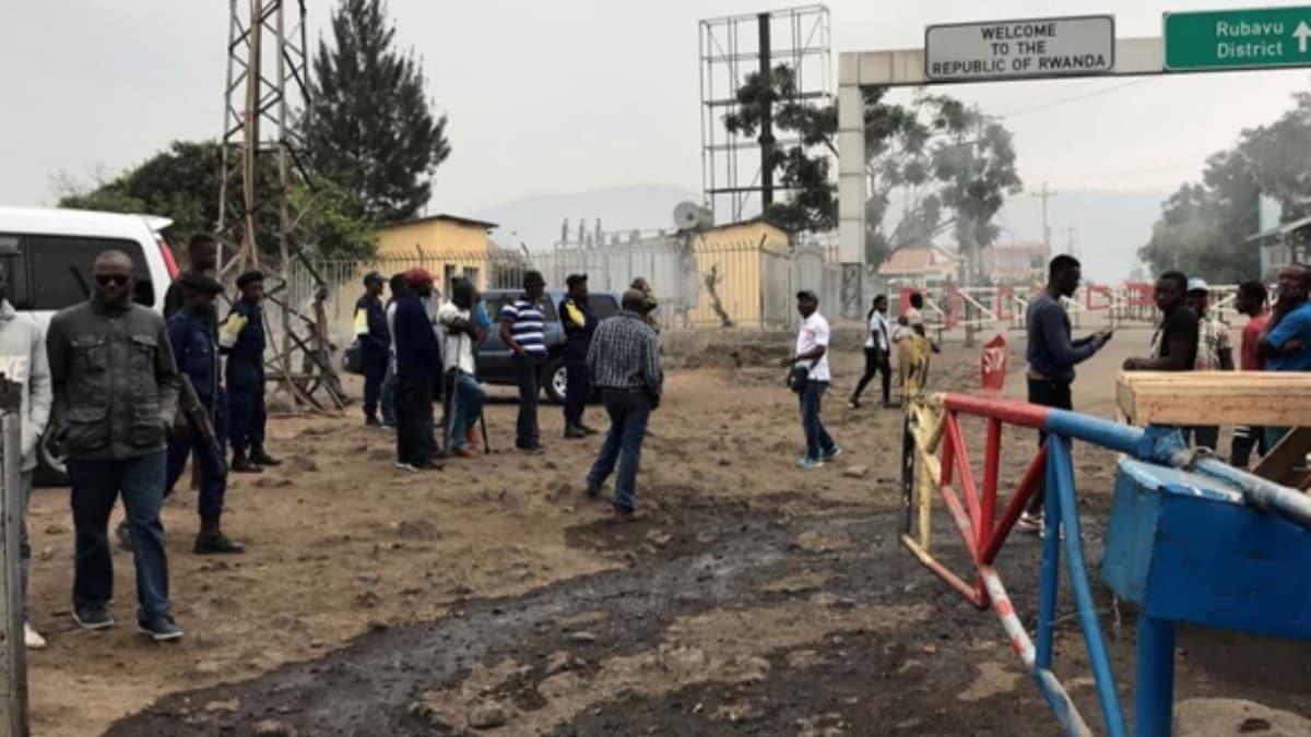 Ruanda ile Uganda arasındaki sınır kapısı yeniden açılıyor