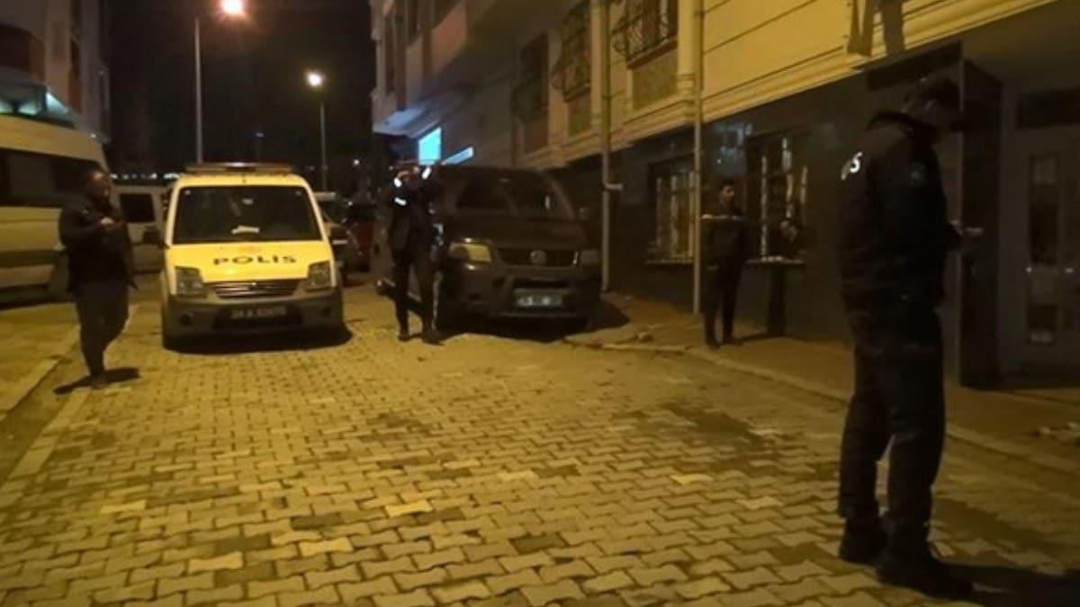 İstanbul'da hareketli dakikalar! Bagaja koyup kaçırdılar