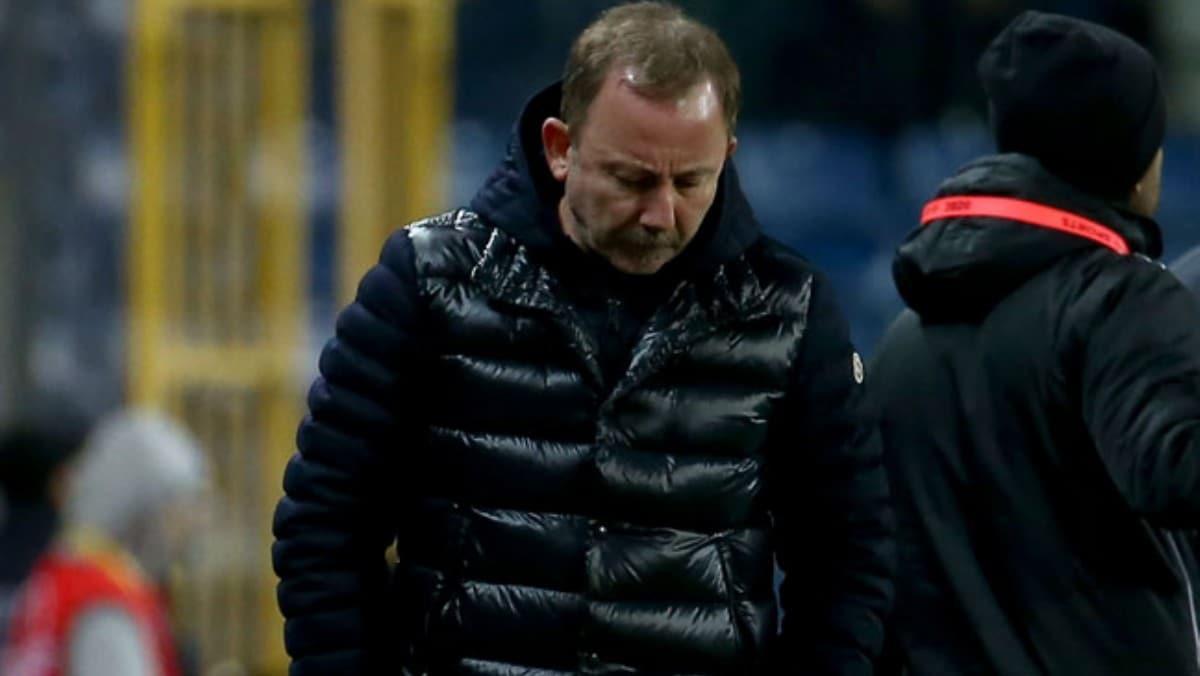 Beşiktaş - Trabzonspor maçı öncesi Sergen Yalçın'ın tek korkusu...