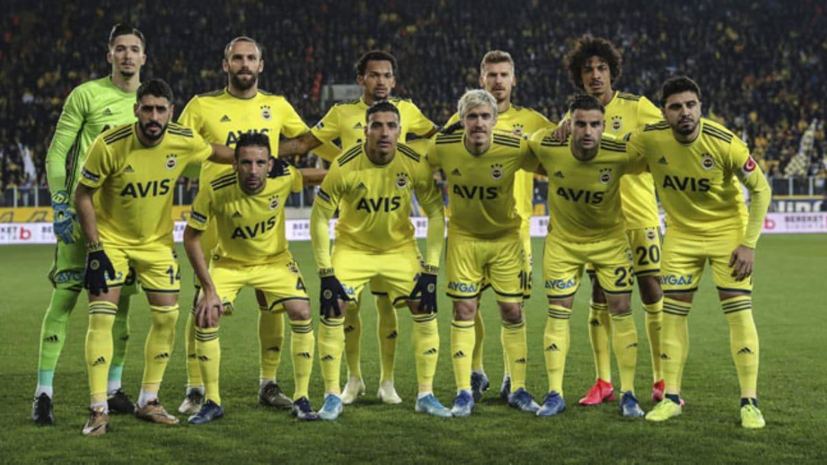 Fenerbahçe Galatasaray'a 5,5 yıldır kaybetmiyor