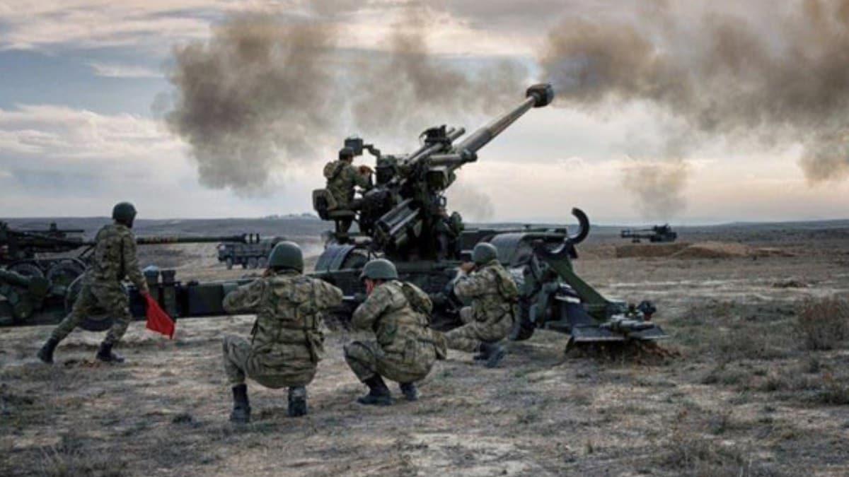 MSB az önce duyurdu! 21 rejim hedefi vuruldu