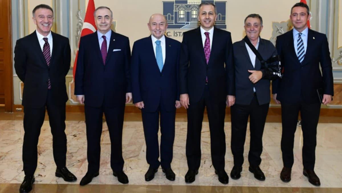 İstanbul Valisi Ali Yerlikaya'dan centilmenlik çağrısı