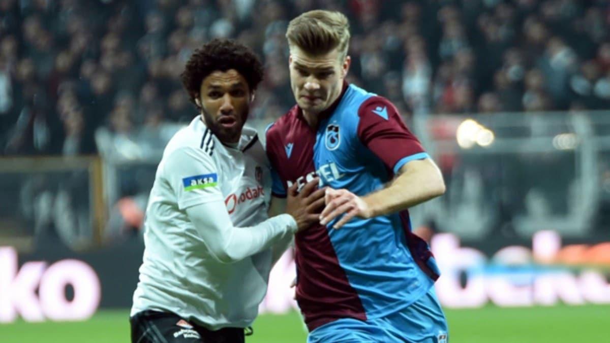 Beşiktaş sahasında Trabzonspor ile 2-2 berabere kaldı