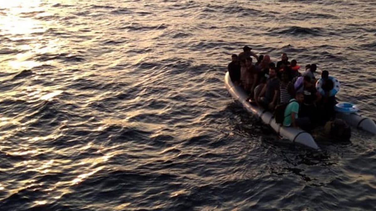 Aydın'da 36 düzensiz göçmen yakalandı