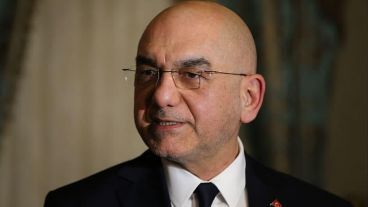 Büyükelçi Ozan Ceyhun hakkındaki iddialara cevap verdi: Doğru söylemiyorlar
