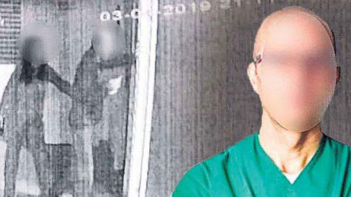 Tecavüzle suçlanan profesör davasında detaylar ortaya çıktı... 1 saatlik görüntü ortadan kayboldu