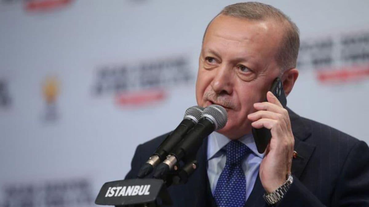 Başkan Erdoğan teşkilatlara böyle mesaj gönderdi