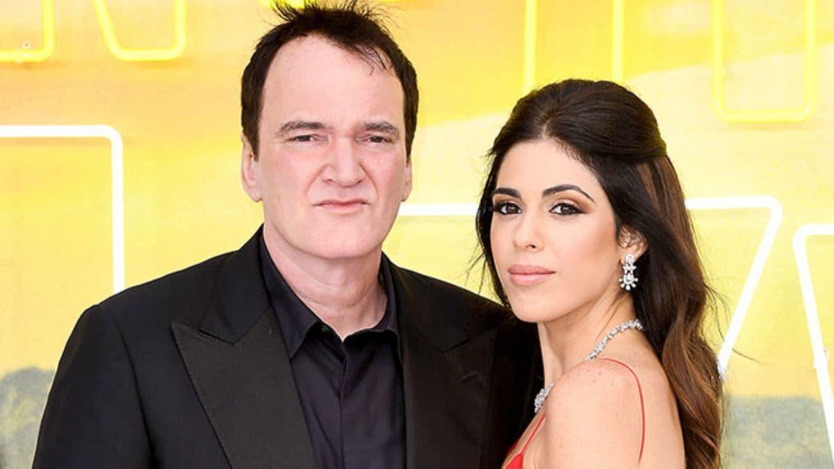Ünlü yönetmen Quentin Tarantino'nun babalık heyecanı