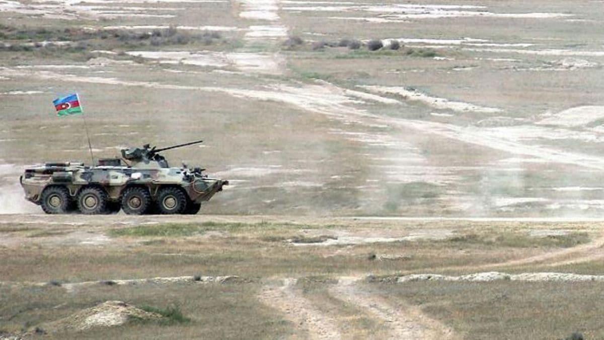 Ermeni askerler, bir Azerbaycan askerini şehit etti