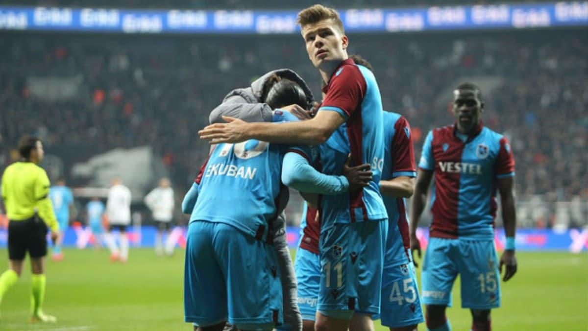 Trabzonspor 16 günde 5 maça çıkacak
