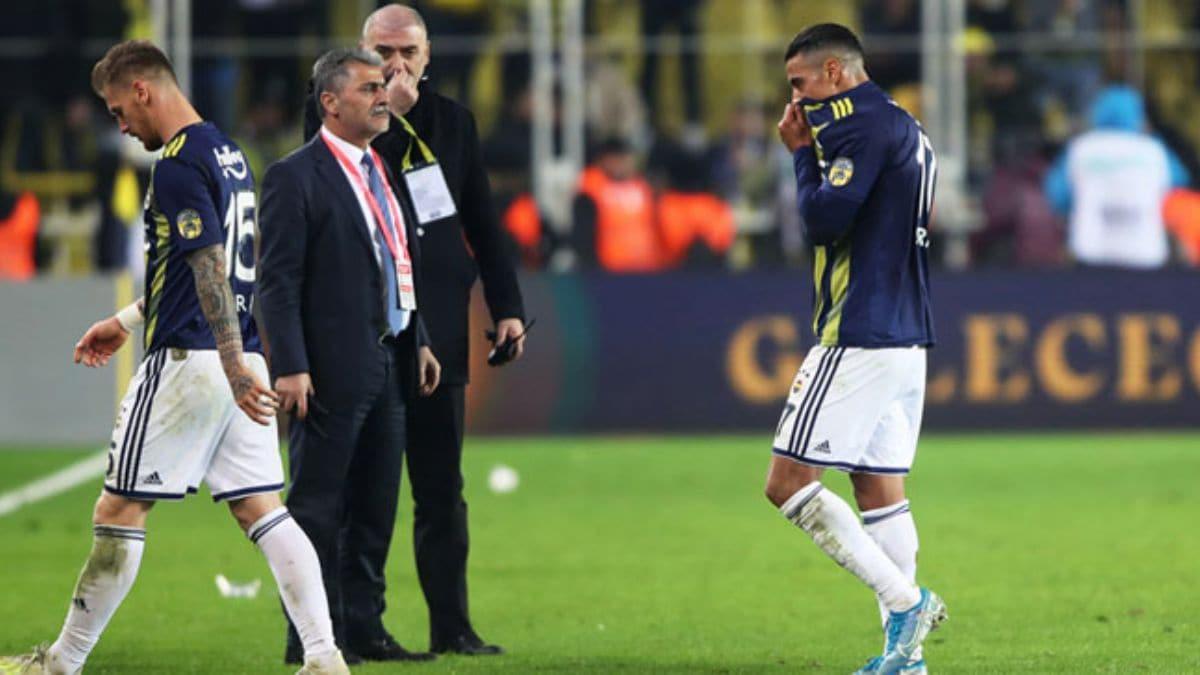 Derbi mağlubiyeti sonrası Fenerbahçe'nin hisseleri çakıldı