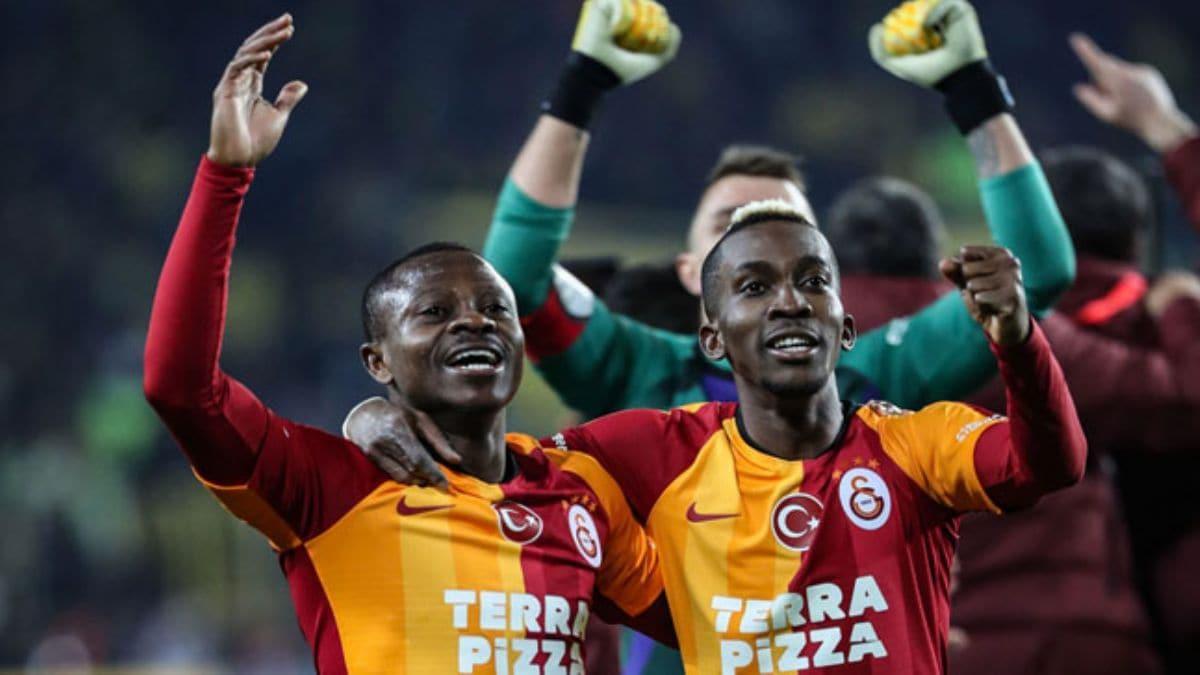 Galatasaraylı taraftarlar Seri'ye hayran kaldı