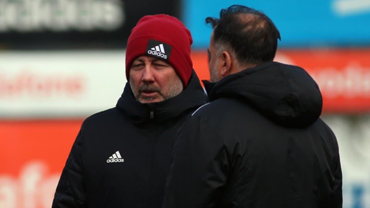 Sergen Yalçın, Trabzonspor maçı sonrası Ahmet Nur Çebi'den forvet transferi istedi