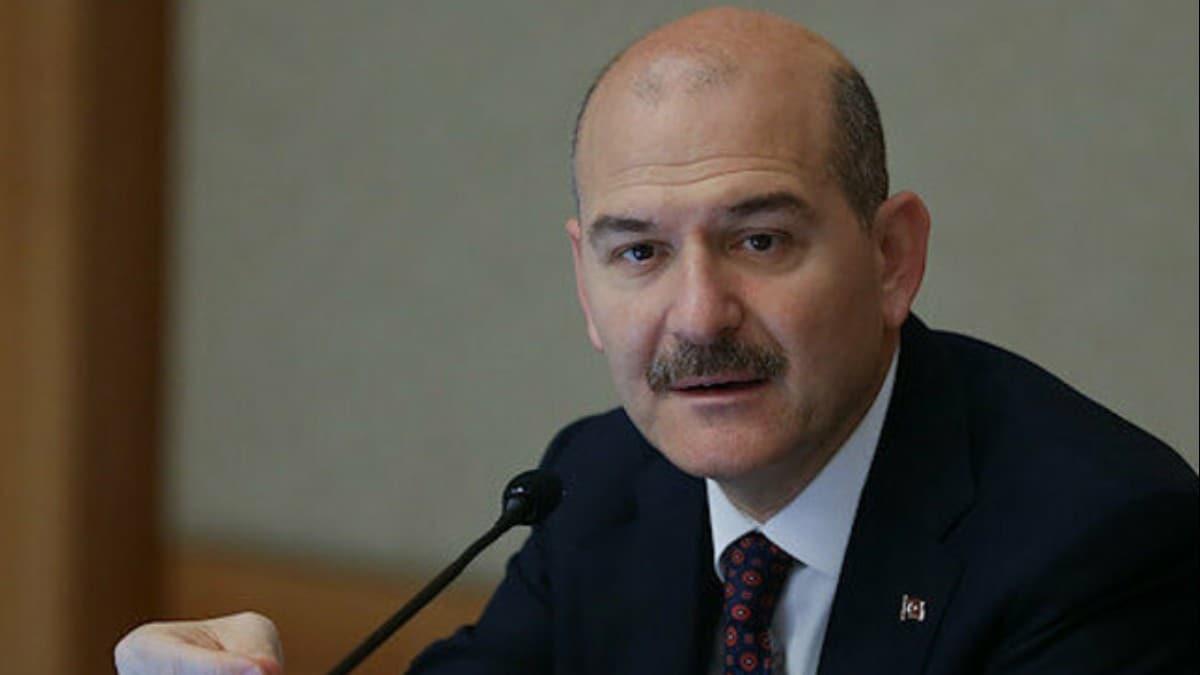 İçişleri Bakanı Soylu: Başkale'de eğitime 15 gün ara verildi