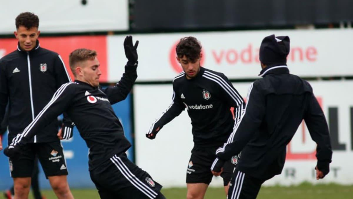 Beşiktaş'ta Alanyaspor maçı öncesi 3 sakat