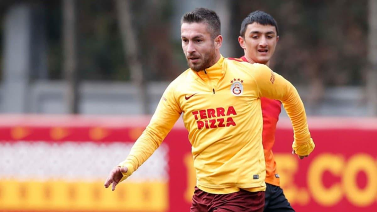 Galatasaray'da Gençlerbirliği maçının hazırlıkları başladı