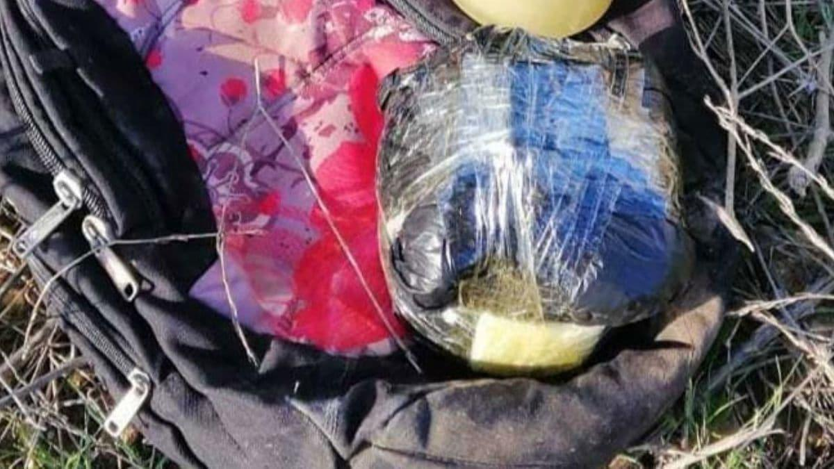 Şanlıurfa'da menfeze gizlenmiş 1 kilogram plastik patlayıcı ele geçirildi