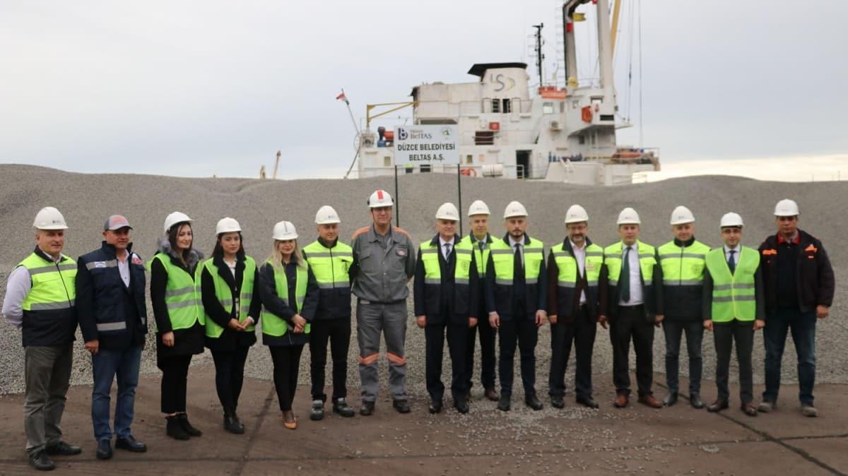 Düzce'den Rusya'ya önemli ihracat atağı!