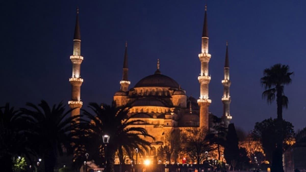 Recep, Şaban ve Ramazan ayını kapsayan üç aylar başladı