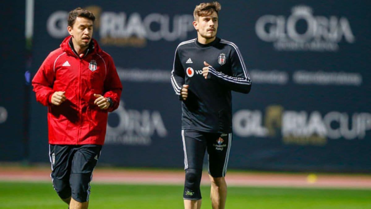 Beşiktaş'ta Dorukhan Toköz adım adım geri dönüyor