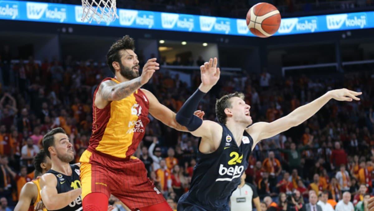 Fenerbahçe Beko, derbide Galatasaray Doğa Sigorta'yı konuk ediyor