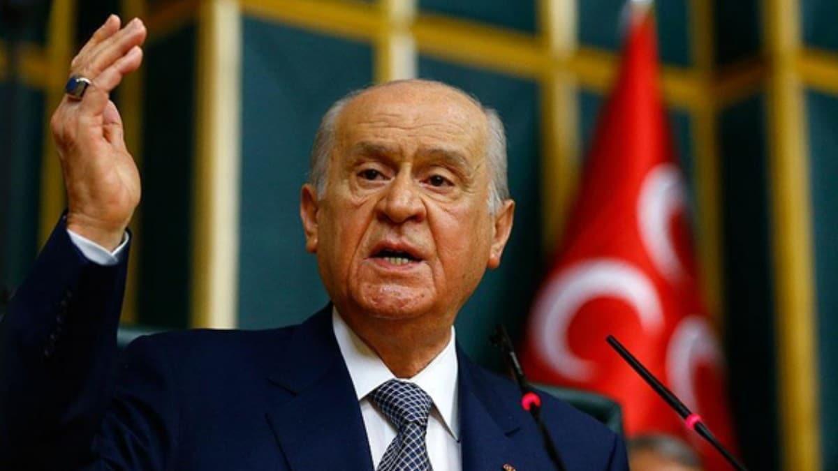 Bahçeli'den HDP kongresine sert tepki: Herkes aklını başına alsın