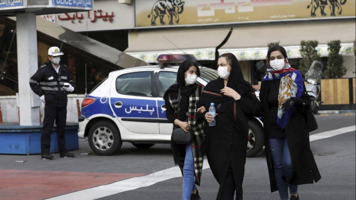 İran'da vatandaşlara evlerinden çıkmama çağrısı!