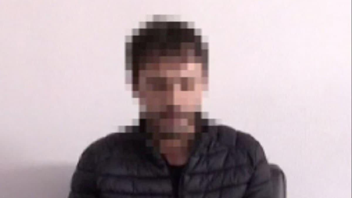 İkna çalışmaları sonucu teslim olan terörist: Gelmek isteyenler varsa bu videoyu izlesinler