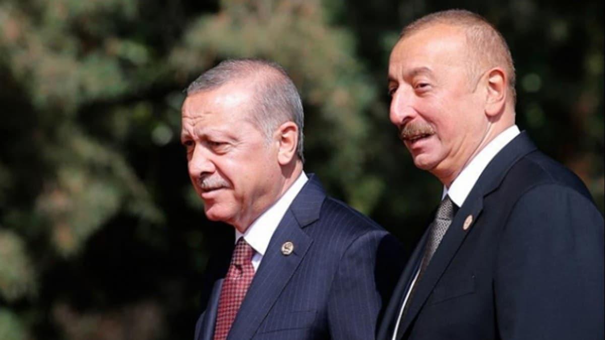 Türkiye ile Azerbaycan arasında 15 milyar dolarlık ticaret için yeni imzalar atılacak