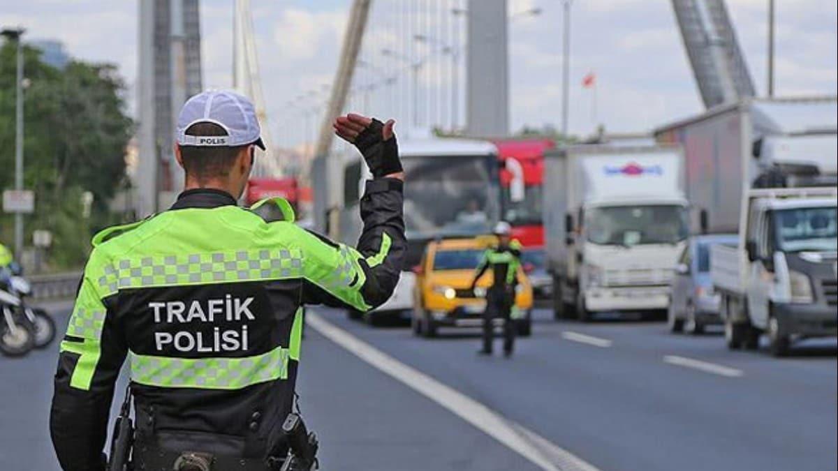 Sürücüler dikkat! İstanbul'un kara noktaları belirlendi!