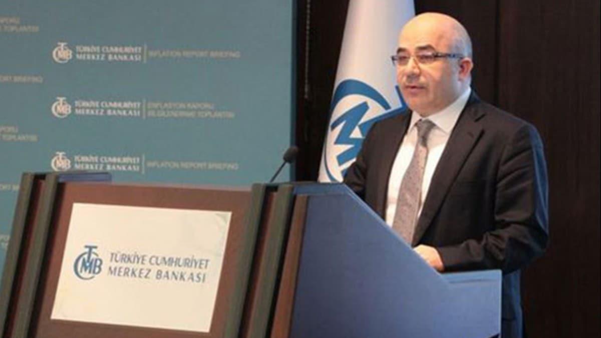 Merkez Bankası Başkanı Uysal'dan enflasyon açıklaması