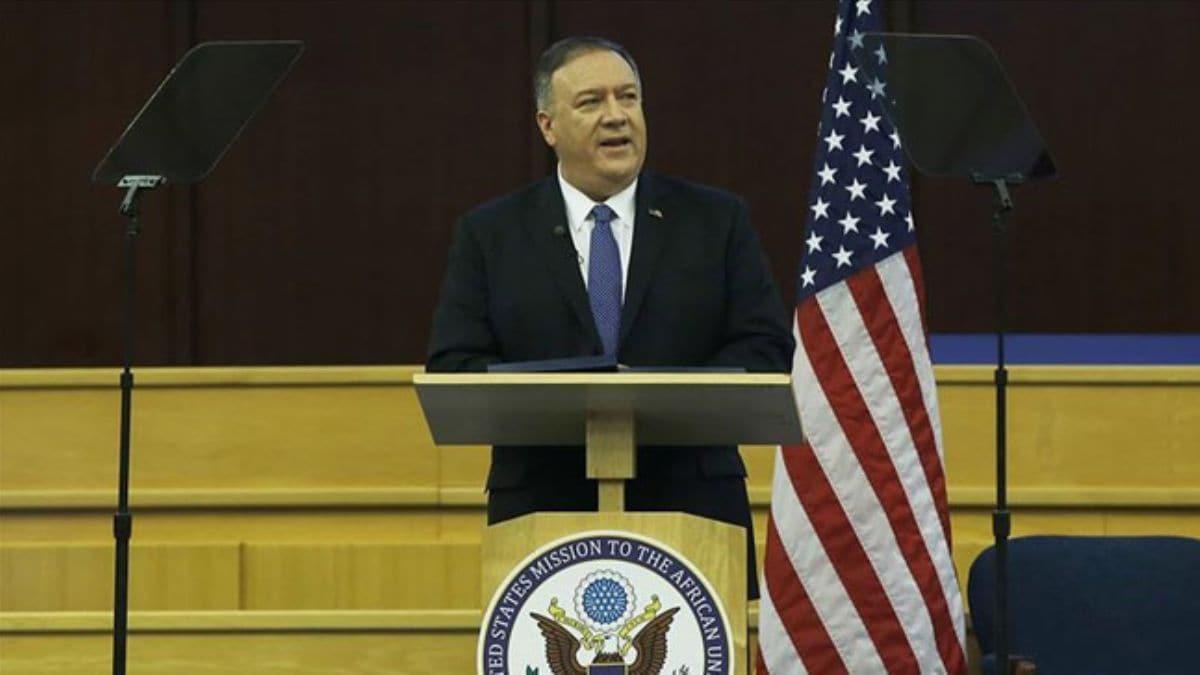 ABD Dışişleri Bakanı Pompeo'dan İdlib açıklaması: Türkiye ile beraber çalışıyoruz