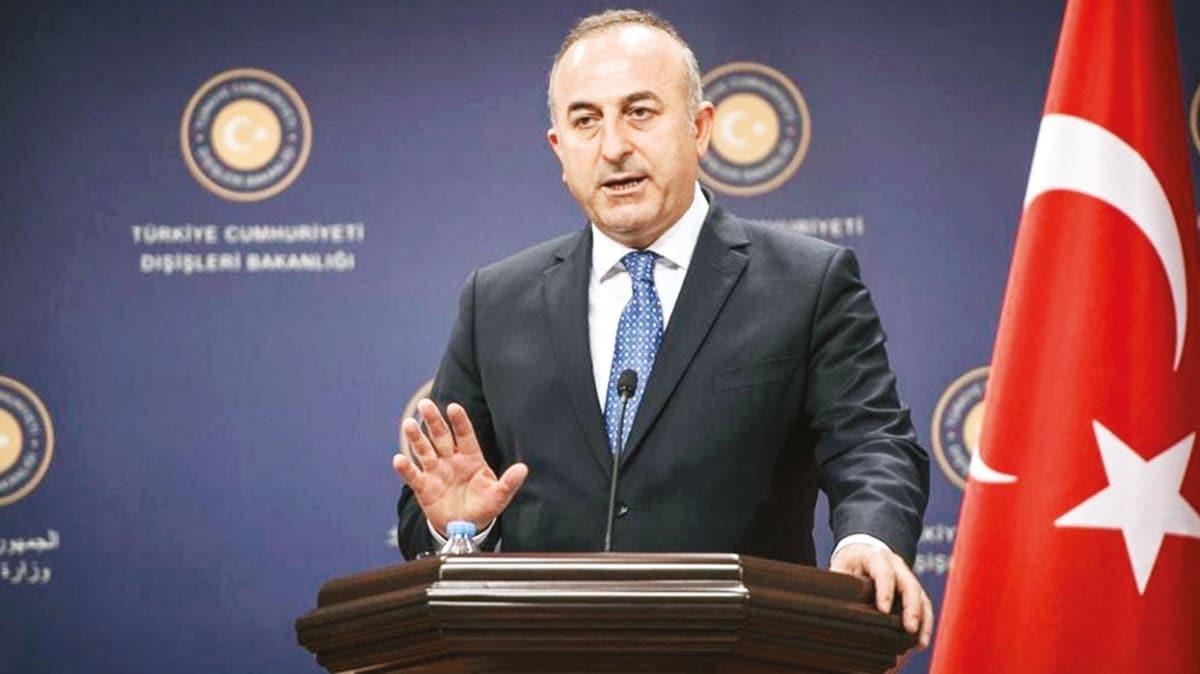 Rusya'dan Çavuşoğlu analizi: Dünyanın en ünlü 3 dışişleri bakanından biri