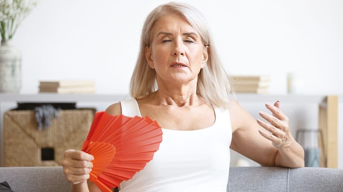 Menopoz depresyonu tetiklemez