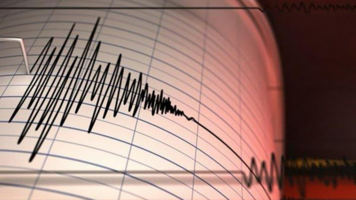Malatya'da deprem oldu! Deprem Elazığ'da da hissedildi