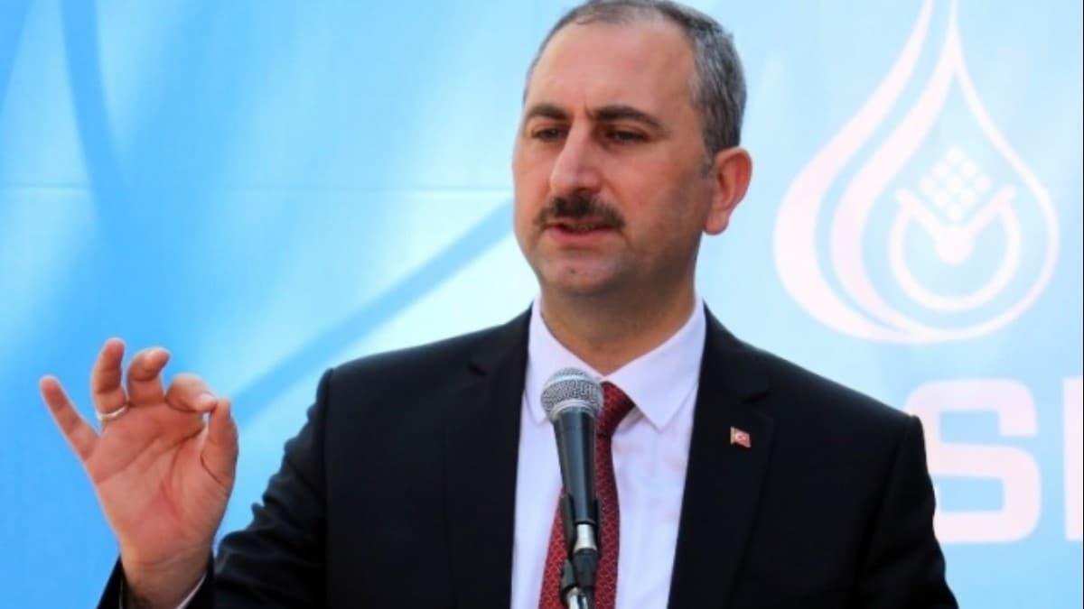 Bakan Gül'den Kılıçdaroğlu'na sert tepki: Yargıya hakaret etmek kimsenin haddi değil