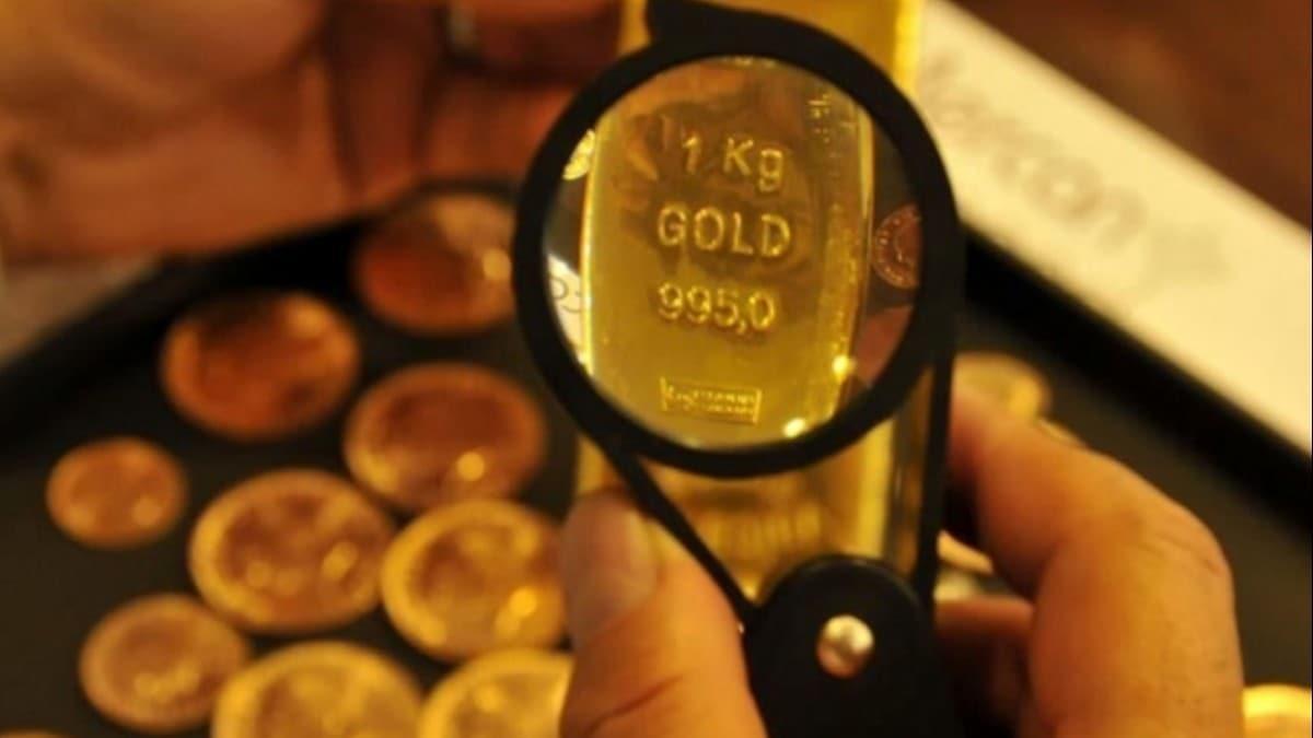 Altın destekli borsa yatırım fonları (ETF) rekordan rekora koşuyor
