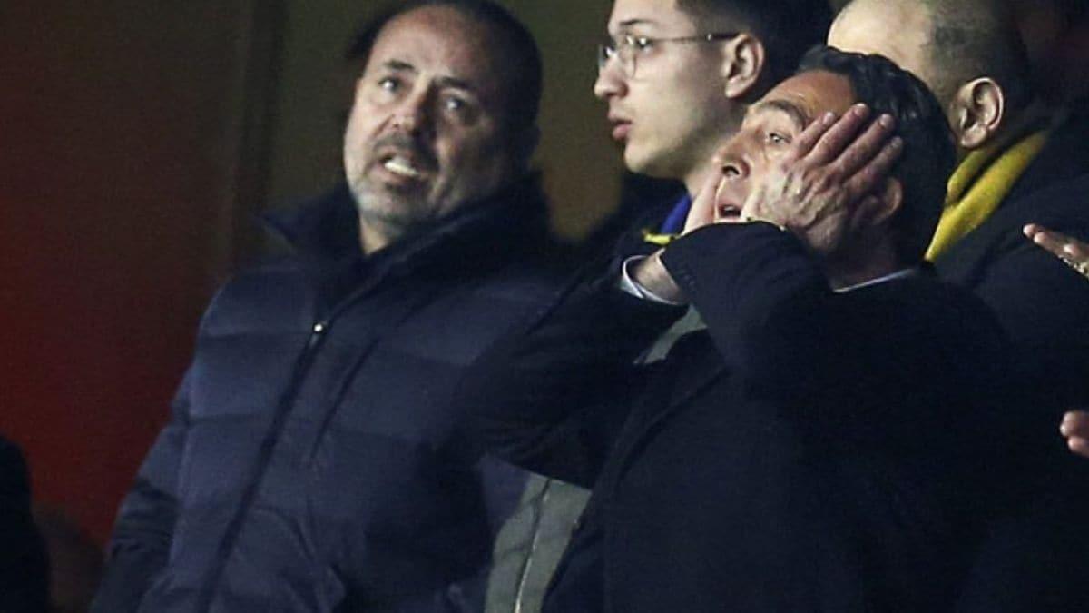 Fenerbahçeli taraftarlardan Ali Koç'a tepki: Yeter artık