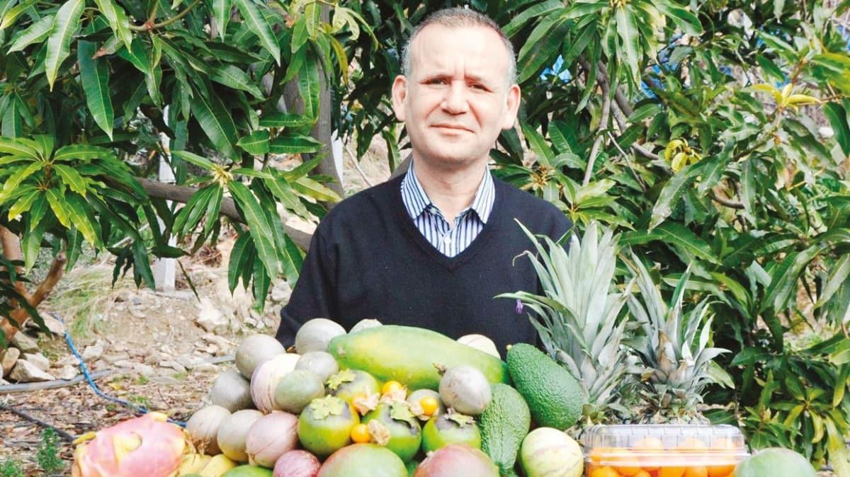 Tropikal meyve yok satıyor