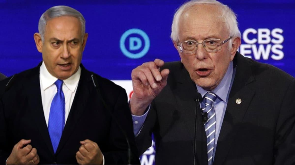 Netanyahu'ya canlı yayında 'ırkçı' dedi! 'Eğer başkan olursam...'