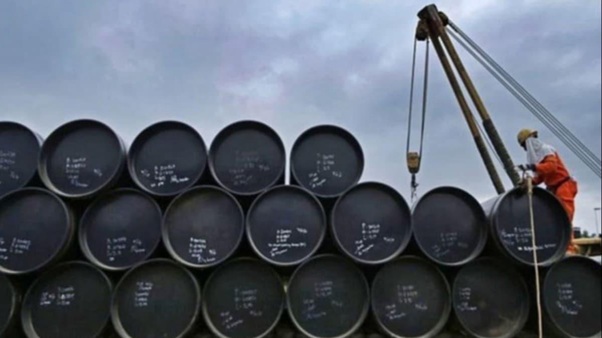 Petrolün varili 51,95 dolar
