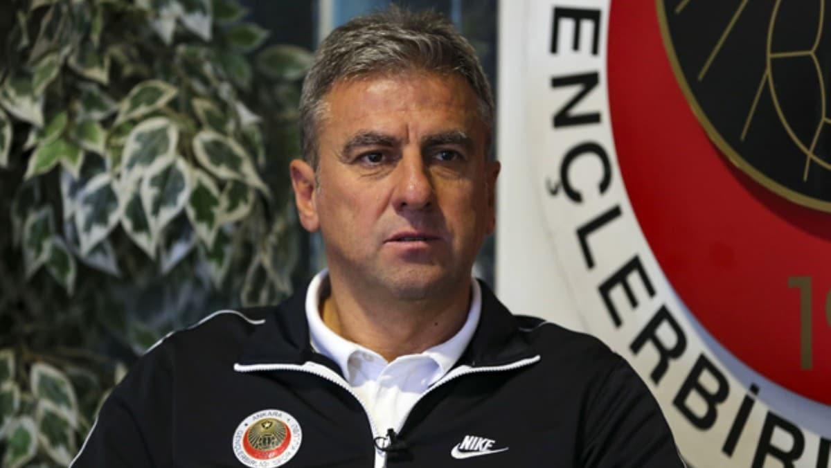 Hamza Hamzaoğlu: Yeniden Galatasaray'ı çalıştırmak isterim