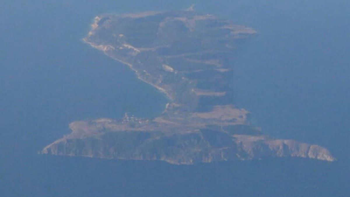 İmralı Adası'ndaki orman yangını kontrol altına alındı