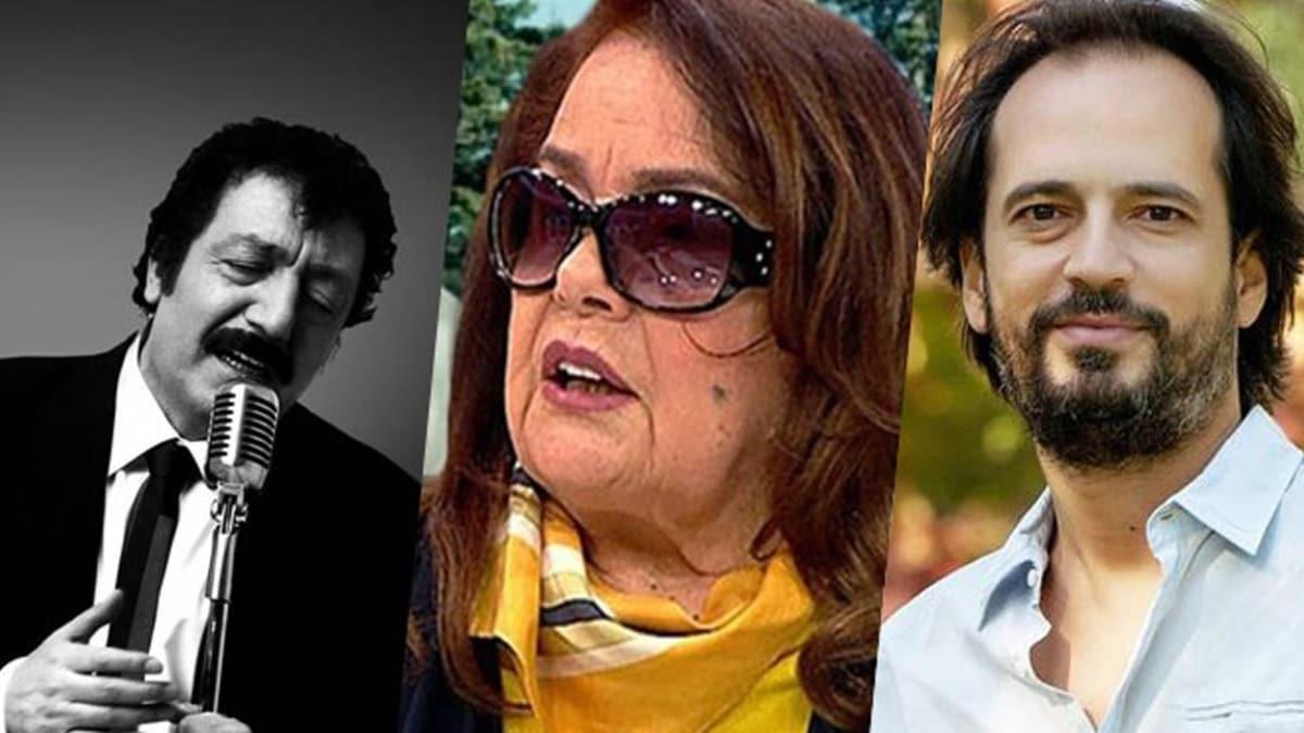 Muhterem Nur ve Timuçin Esen 'Müslüm' filmi yüzünden davalık olmuştu... Karar verildi