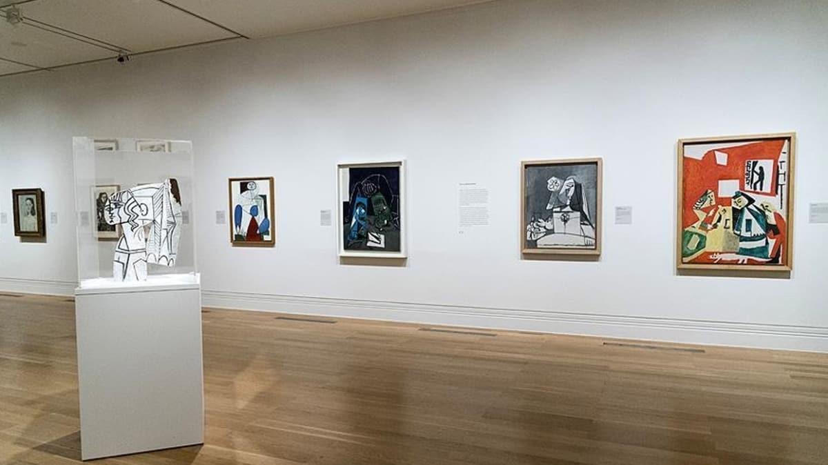 Picasso'nun tablosuna rekor fiyat!