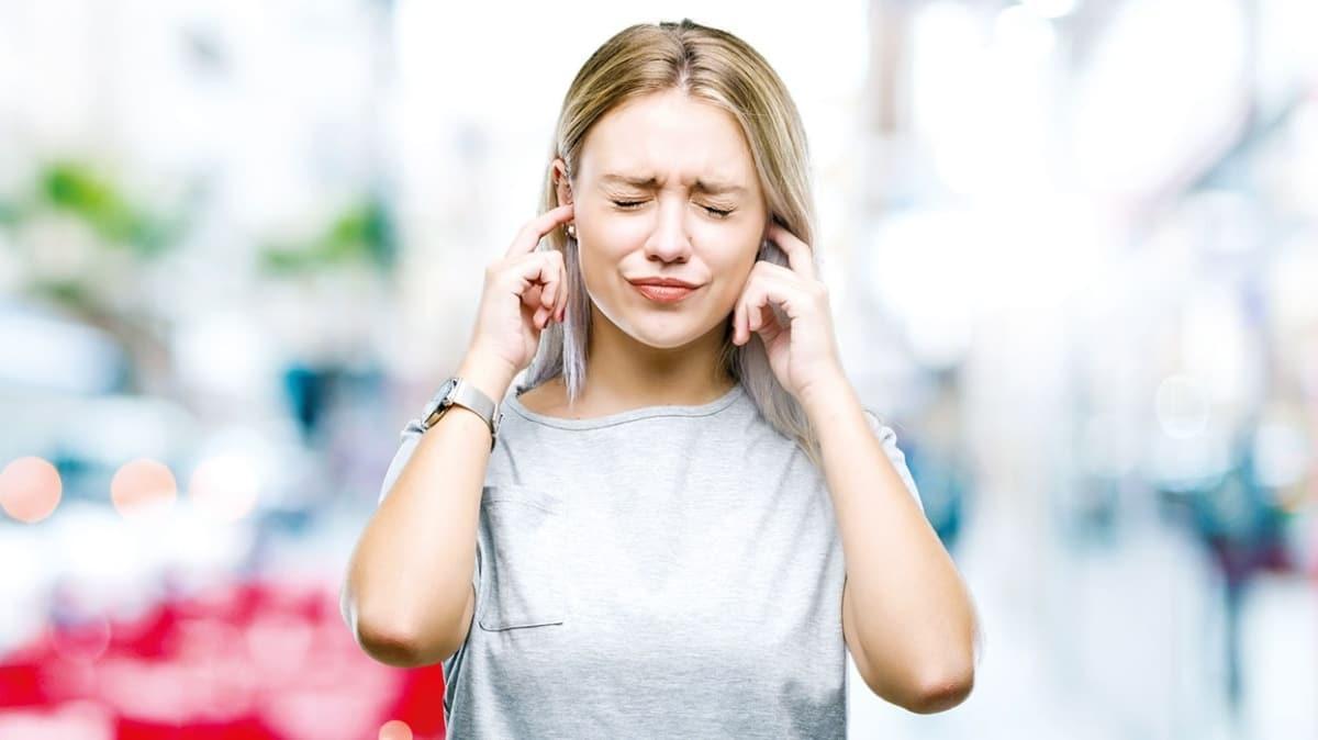Sesten tiksinmek bir hastalık