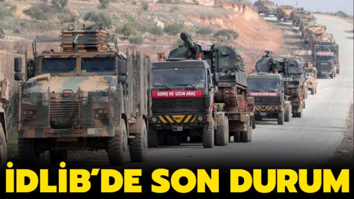 İdlib son dakika haberleri ve gelişmeleri: İdlib'den acı haber: 33 şehit var...