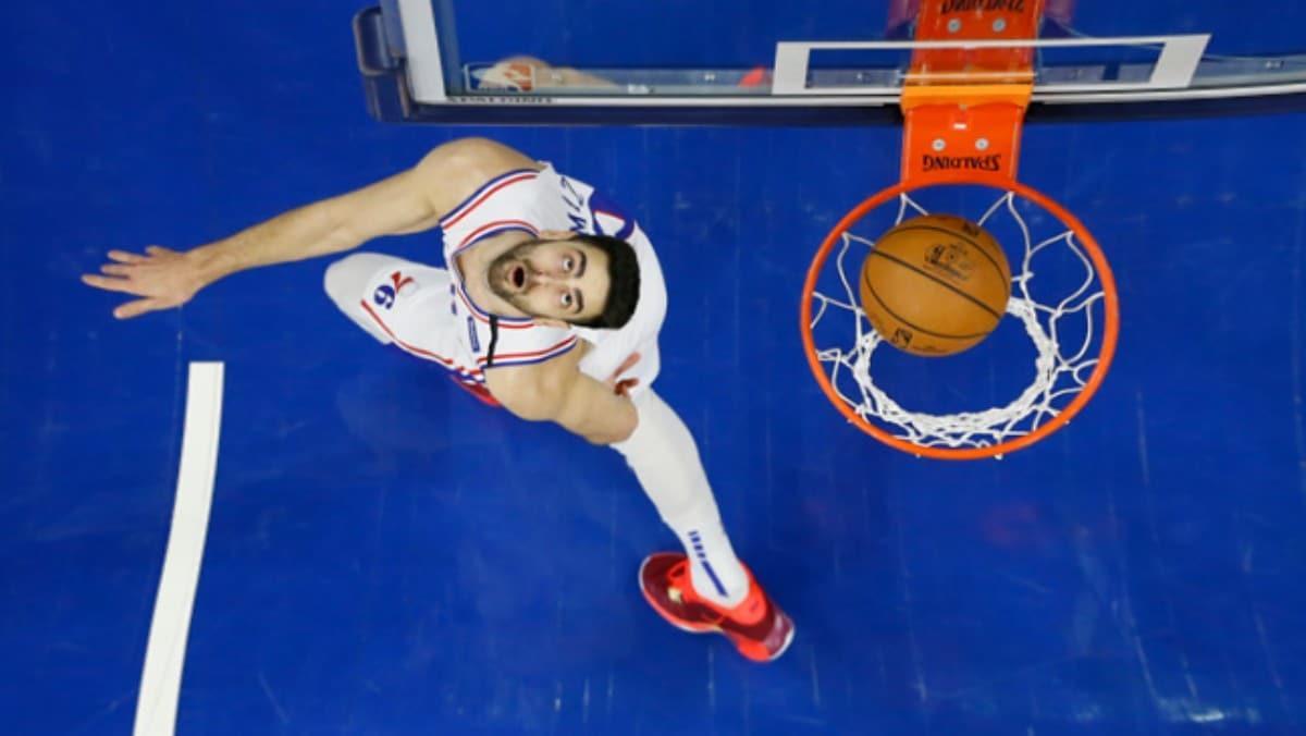 Philadelphia 76ers, Furkan Korkmaz'la kazandı