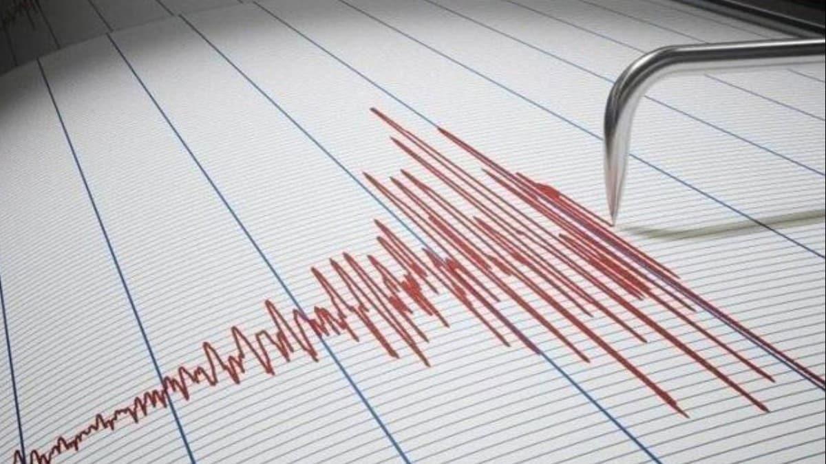 Van'da 3.8 büyüklüğünde deprem