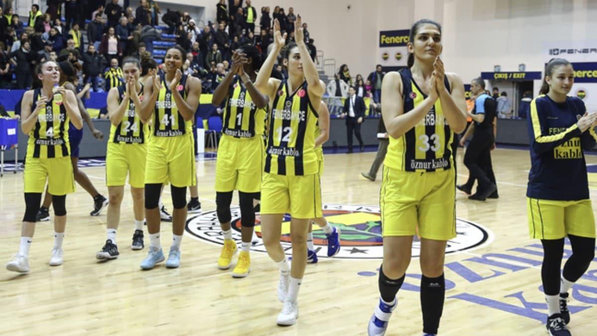 Fenerbahçe, Bourges ile eşleşti